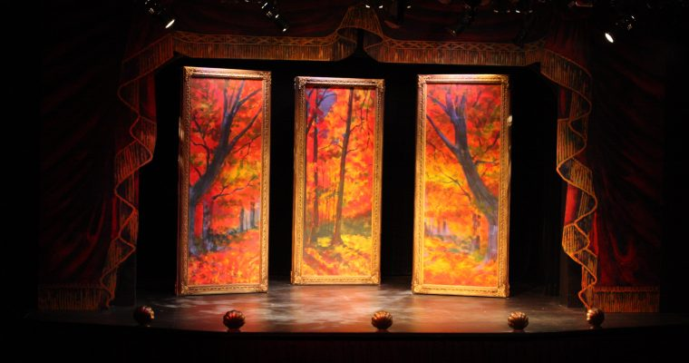 Theatre Orangeville Sets